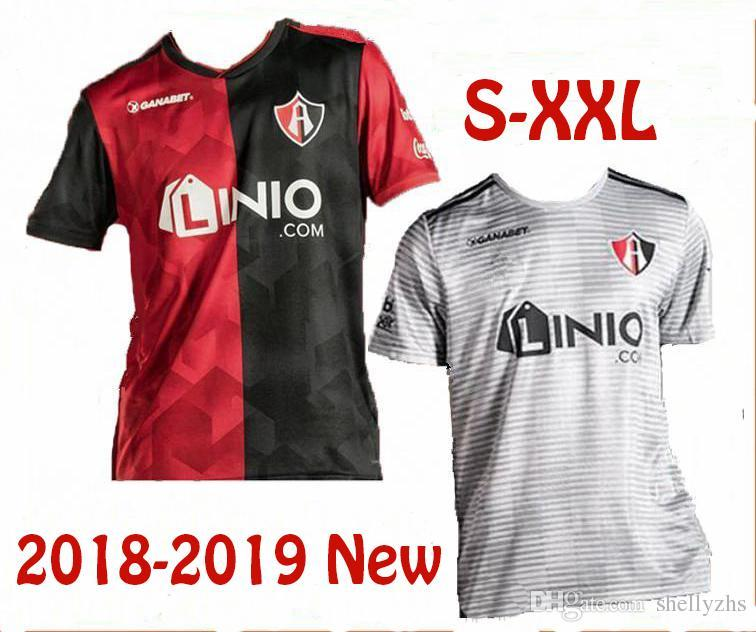 92ed1337b 2019 2018 2019 Atlas FC Soccer Jersey 18 19 Home J.BARRAZA L.CABALLERO  R.MARQUEZ Atlas Guadalajara Away Football Shirts From Dhgateshelly668