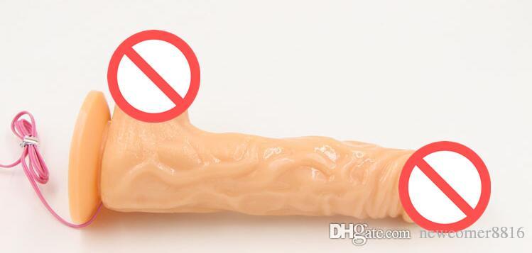Sexy juguetes para mujeres consolador vibrador adulto doble venta caliente productos grandes dildos extra largos masajeador eléctrico pene pene