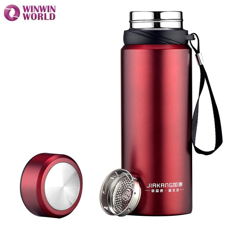750ML Men Women Travel Stainless Steel TEPMOC Vacuum Flasks And Thermos Mug  Cup Copo Thermocup Water Bottle Thermoses WW VC032 UK 2019 From Tinaya 8cfaca1f7