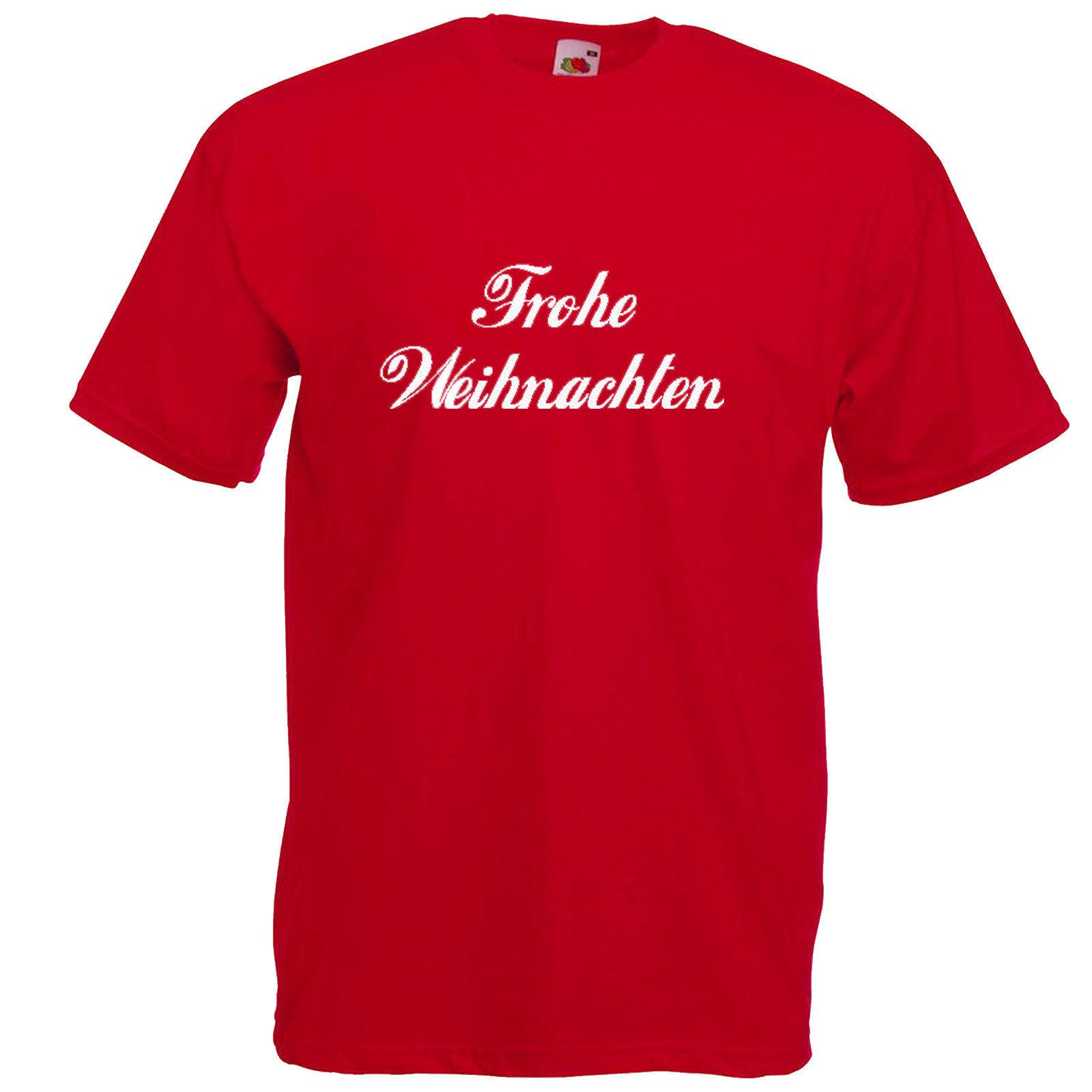 Weihnachten Funny.Frohe Weihnachten T Shirt Bis 5xl Party Funshirt Mottoshirt Christmas Funny Free Shipping Unisex Casual Gift