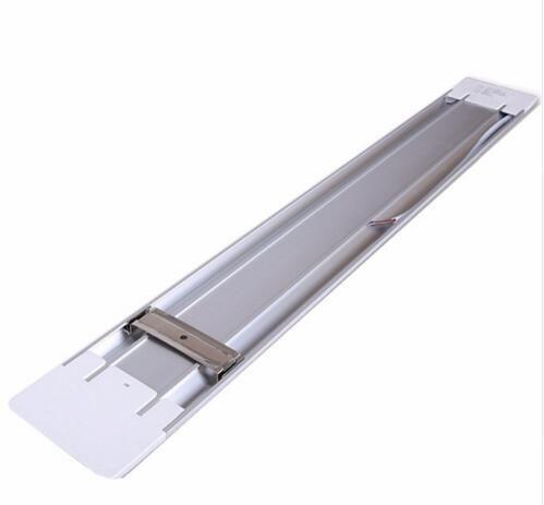 Nova montagem em superfície linha LED Batten Duplo Tubos Luzes 2FT 4FT T8 Fixture LED purificati à prova de tri tubo de luz 20W 40W AC 110-240V