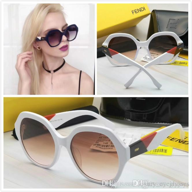 aed1c3a5cb4 New Fashion Square Frame Sunglasses 0332 Fashion Brand Designer Glasses  Simple Style Top Quality Anti UV 400 Lens With Original Box Mirrored  Sunglasses ...