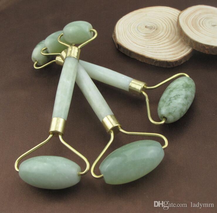 Royal Jade Roller Massager Strumento dimagrante viso strumenti di massaggio viso Occhi piedi Body Head Relax strumenti di salute di massaggio