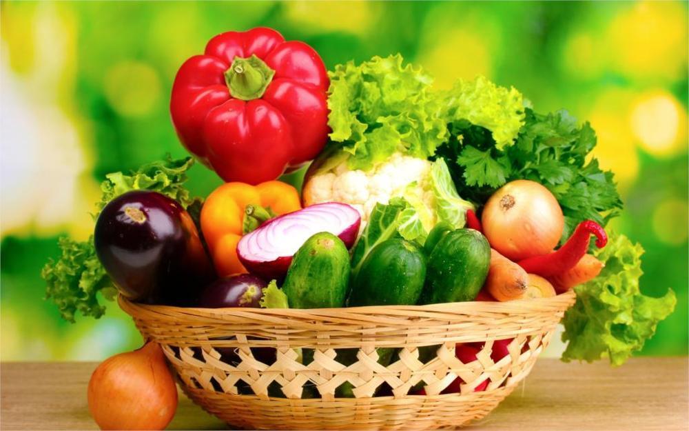 74f3a48fcaaa Moderno Una variedad de verduras frescas y coloridas Pinturas sobre lienzo  Sin marco Ilustraciones Ilustraciones modulares para la decoración del ...
