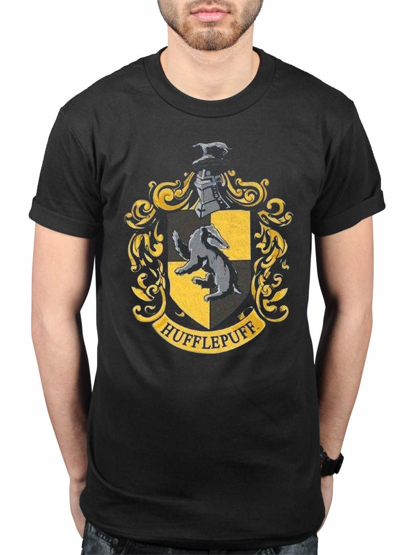 268550171cf3 ... official harry potter hufflepuff logo t shirt hogwarts hermione ...