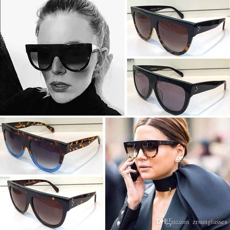 becf7d68d5fd Fashion Cl41026 Sunglasses Top Quality Frame Simple Popular 41026 ...