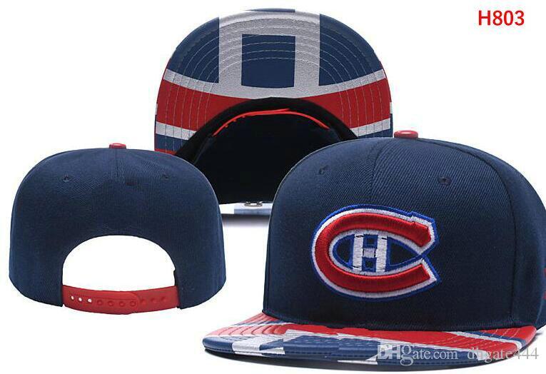 6d22ffaac1e 2018 Montreal Snapback Caps Adjustable All Team Baseball Women Men Snapbacks  High Quality Sports Hat Montreal Caps Montreal Hats Vegas Golden Hats  Online ...