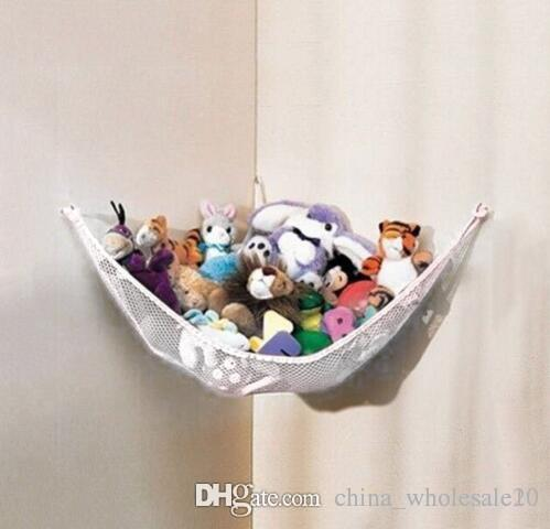 2019 130 X 66 X 66cm Baby Toy Hammock Net Stuffed Animals Dolls