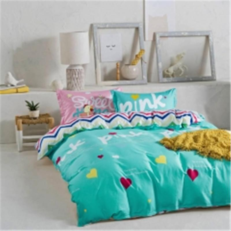European style luxury flowers queen comforter sets pillowcase bedding set 100% cotton twin full queen king size Home decoration