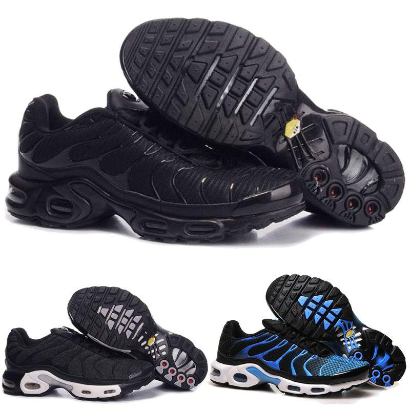 Nike air max TN air max TN air TN di marca Vendita calda Colori Vendita all ingrosso di alta qualità Vendita calda TN Uomo Running Sport Calzature