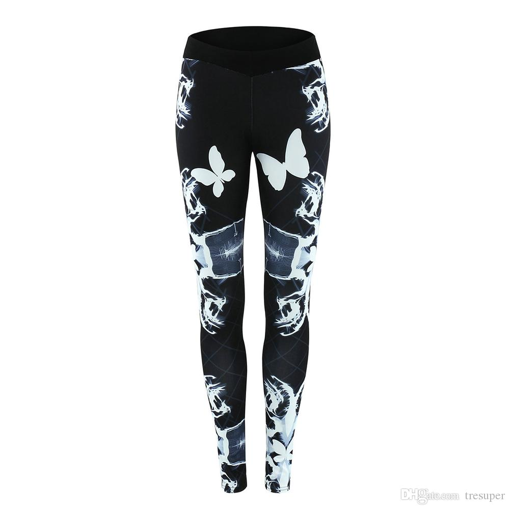 KLV New Sports Yoga Pants High Quality Women Jogging Gym Running Tights Exercise Female Fitness Sportwear Trousers Leggings