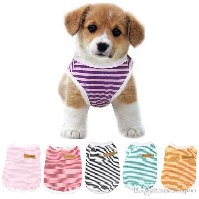 Compre 20 Diseños Ropa Para Perros Mascotas Perros Breathful ...