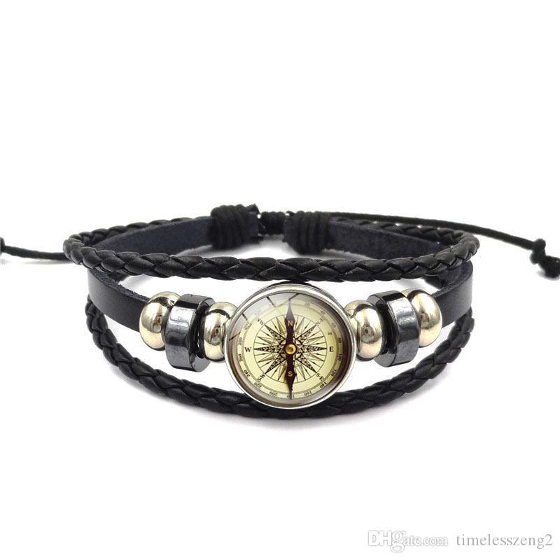 lil my products bracelet gem compass