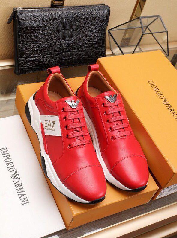 Acheter Chaussures De De De Sport Rouges 202202 Hommes Chaussures 8d0d04