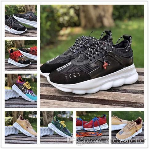 be91f7347e Chain Reaction Sneakers Trainers Men Women Sneaker Light Weight ...