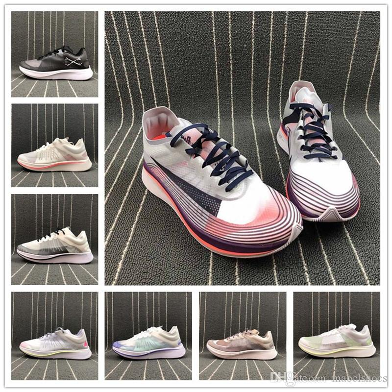 0e4540f86d465 Newest Marathon Zoom Fly SP Running Shoe Mens Mesh Breathable Cushion Women  Walking Casual Shoe Size 36 45 Sports Shoes For Women East Bay Shoes From  ...
