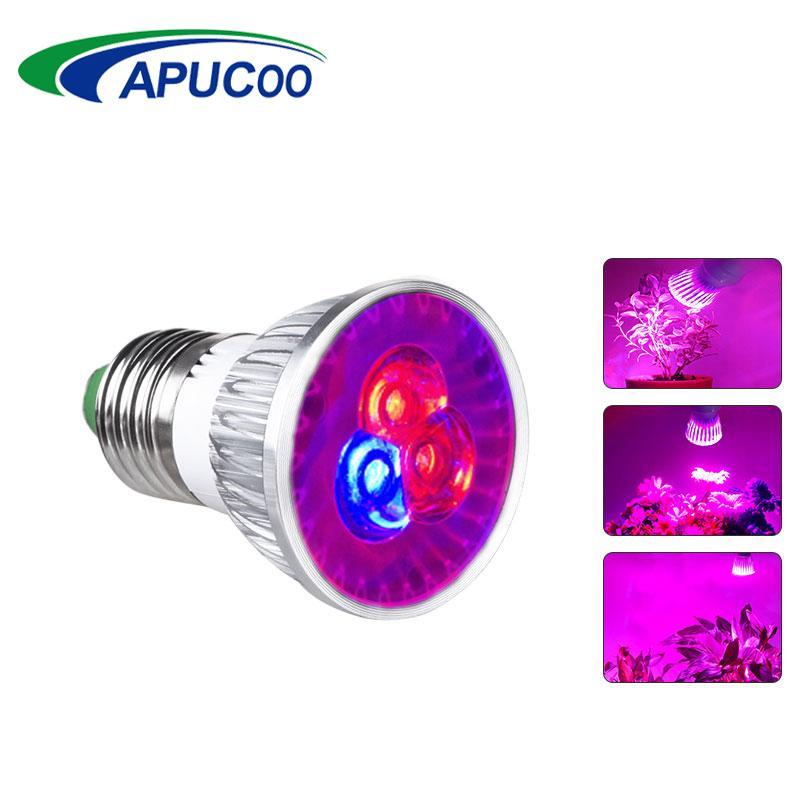 High Power Led Grow Light E27 Full Spectrum Fitolampy Indoor Grow ...