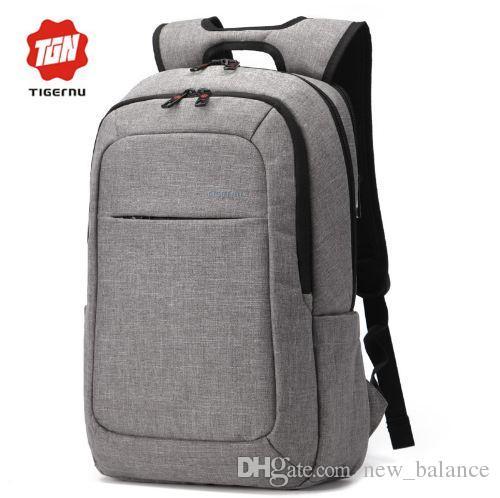 ab82127e23d7 2018 Tigernu Men S Backpacks Anti Thief Male Mochila For Laptop 14 15 Inch  Notebook Computer Bags Men Backpack School Rucksack Backpacks For Girls ...