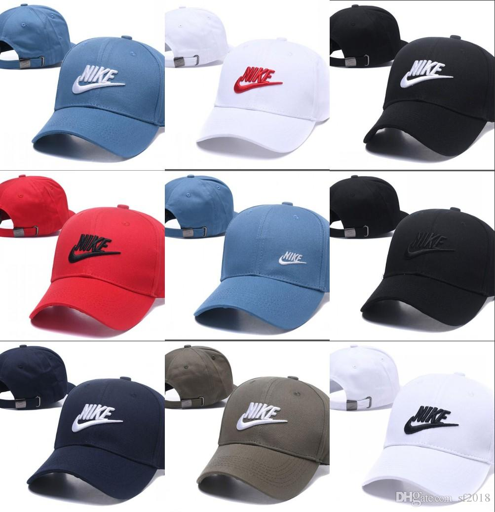 d2d8b839be07c 2018 New Style High Quality Brand Bone Curved Visor Casquette ...
