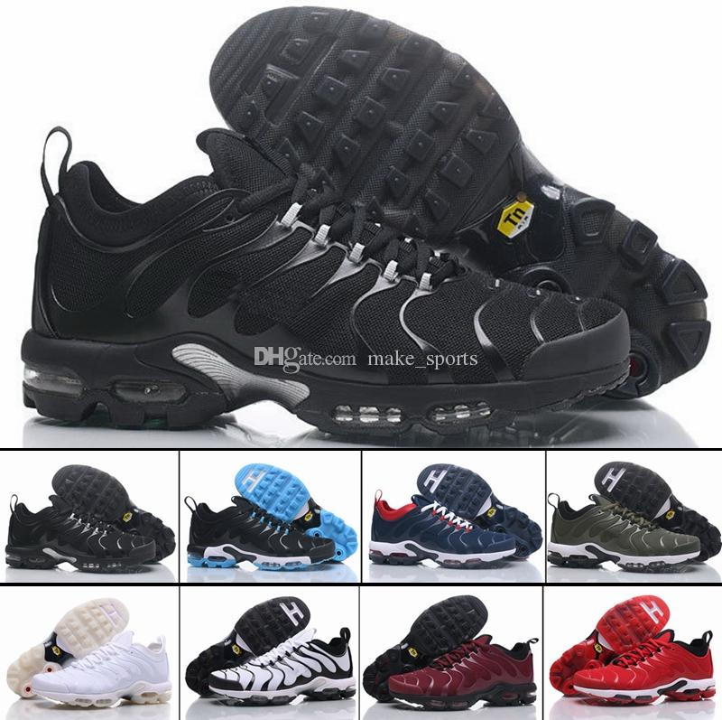 free shipping for cheap 2018 New Discount Brand Sports casual Shoes New TN Plus Men Black White Red Mens Breathable Runner Sneakers Man Trainers Tennis Shoes outlet websites low shipping cheap price footlocker cheap online cheap sale get authentic O2J75