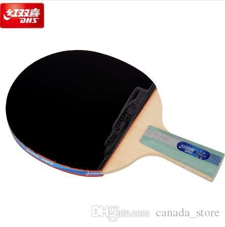 2019 Genuine DHS 5002 5006 Table Tennis Racket All Round 5 Stars Pimples In  Rubber Ping Pong Racket Raquete De Ping Pong From Canada store 7ca225f407bcd