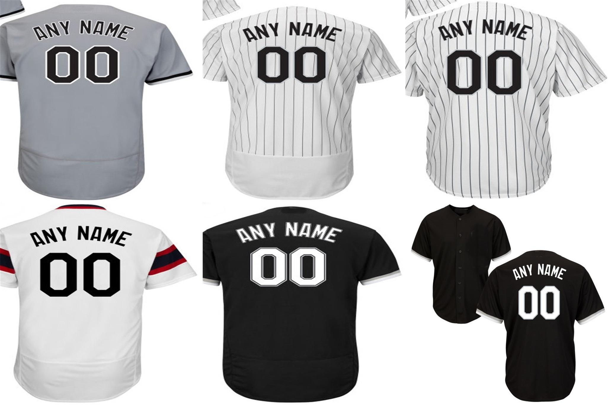 1941240da3b ... promo code for personalized mens womens kids toddlers chicago white jersey  customized any name number grey