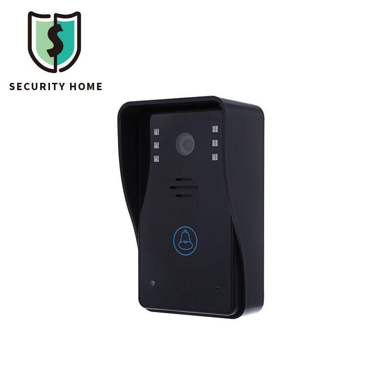 8a11119be9f91 Fimei Smart WiFi Doorbell Video Camera Mini Visual Ring Wireless Door  Intercom Phone Motion Detection Alarm Remote Control IR