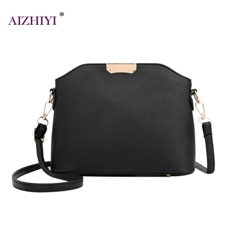 b5fdd9ddfc59 Women Messenger Bags Casual Shell Shoulder Crossbody Bags New Candy ...