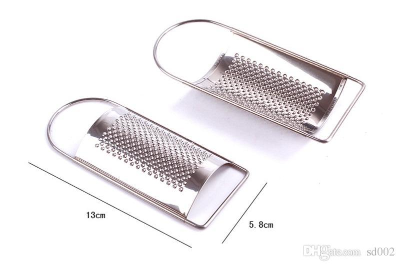 Grattugia frutta verdura Originalità peeler di piccole dimensioni in acciaio inox zenzero tagliuzzato spese giornaliere utensili da cucina fabbrica diretta 0 9hw V