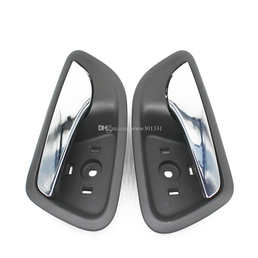 2018 Car Auto New Pair Inside Interior Door Handle Front Or Rear Fit ...