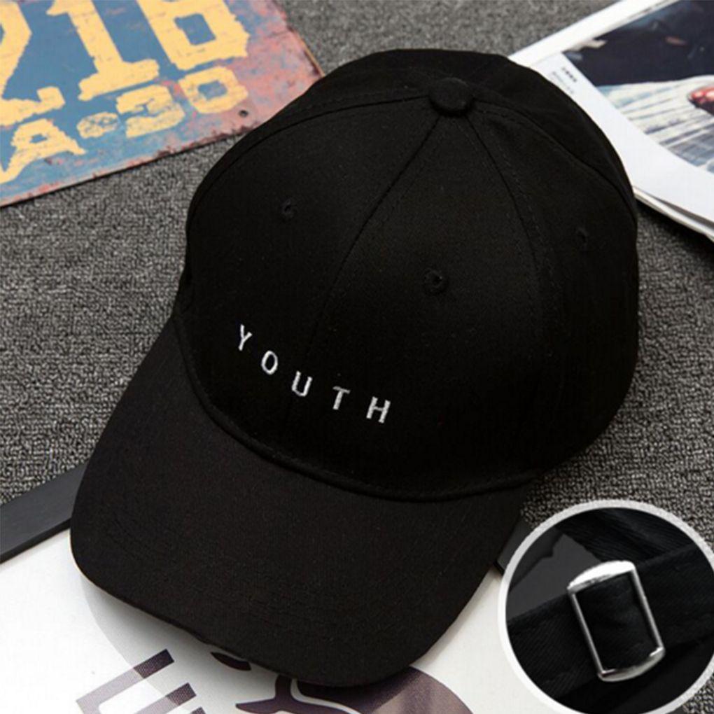 c839f1bb0e33 Hombres Mujeres Bordado Gorra de béisbol Cartas juveniles Gorra de béisbol  Eventos Equipo Sombrero Sombrero de sol para niñas