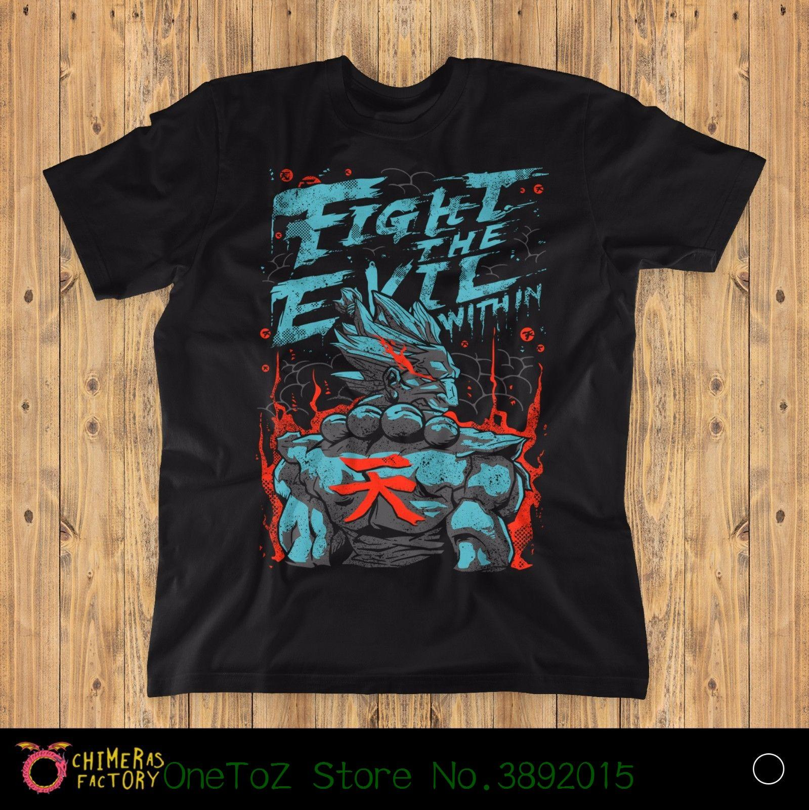 Tee Shirt Unisex More Size And Colors Fight The Evil Within Unisex T