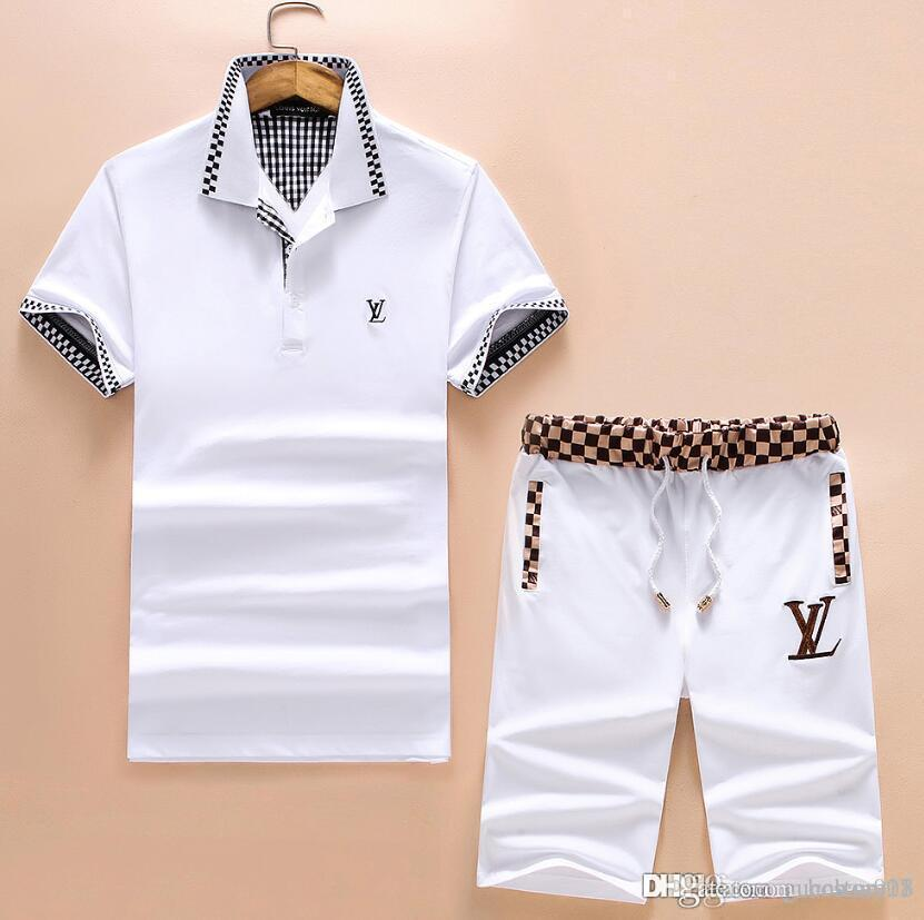 ff5fbb0a 2019 2019 New Brand New Luxury Designer Casual Men Polo T Shirt Snake Bee  Floral Embroidery Mens Polos High Street Fashion Polo Shirts Men From  Bohan007, ...