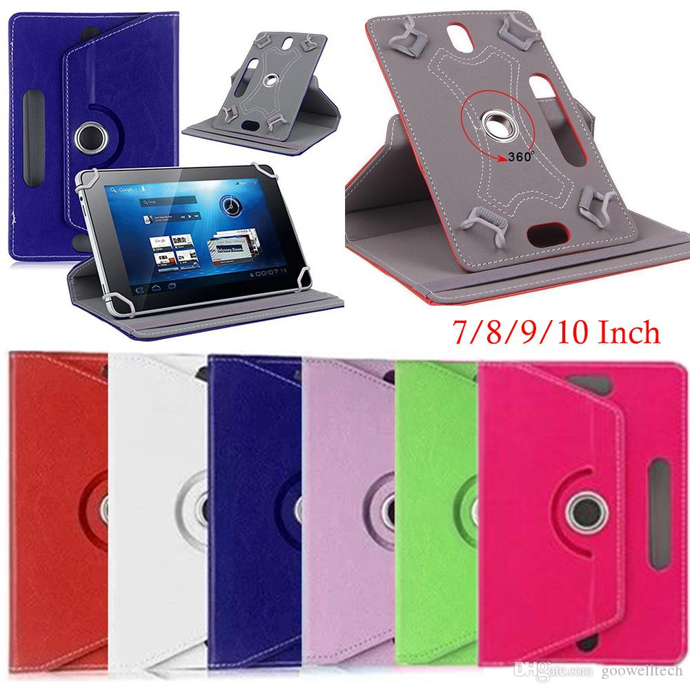 7 8 9 10 Inch Pu Leather Protector Cover Universal Tablet Flip Case Baseus Sky Oneplus One For Ipad Durable Accessories Samsung Tab
