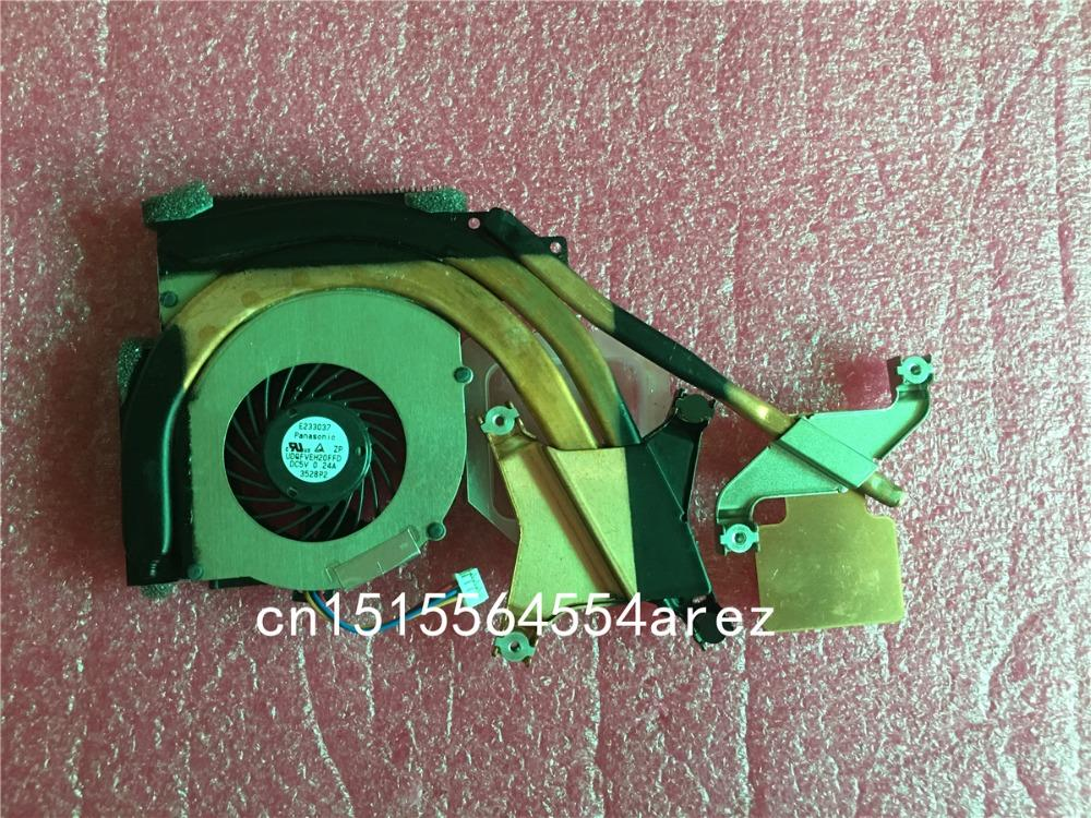 Original laptop Lenovo ThinkPad T410S CPU Cooling Fan, Heatsink Assembly  Radiator Cooler 60Y5145
