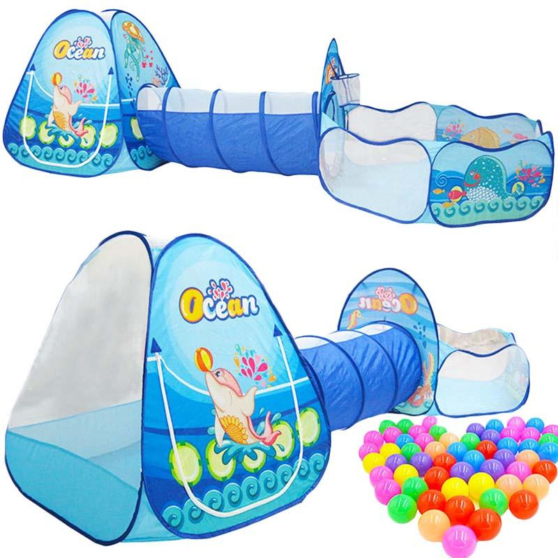 Baby Play Tent Kids Inflatable Tent Portable Polyester Dream Multifunctional Foldable Tunnel Ball Pool For Baby Best Gifts Kids Tent Indoor Indoor Tent For ...  sc 1 st  DHgate.com & Baby Play Tent Kids Inflatable Tent Portable Polyester Dream ...