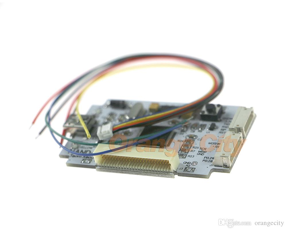 For xbox 360 No Crystal Shell High Quality QTX Nand-X NEW STANDALONE  version (RGH Edition) simple Kit