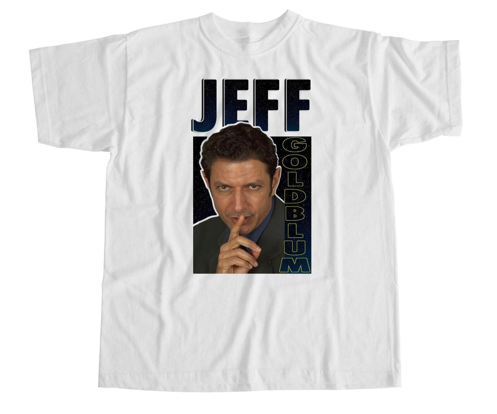dc6dfe1a Jeff Goldblum T Shirt Jurassic Park 90s Cult One Tee A Day Random Graphic  Tees From Firstchoicemedia, $11.54| DHgate.Com