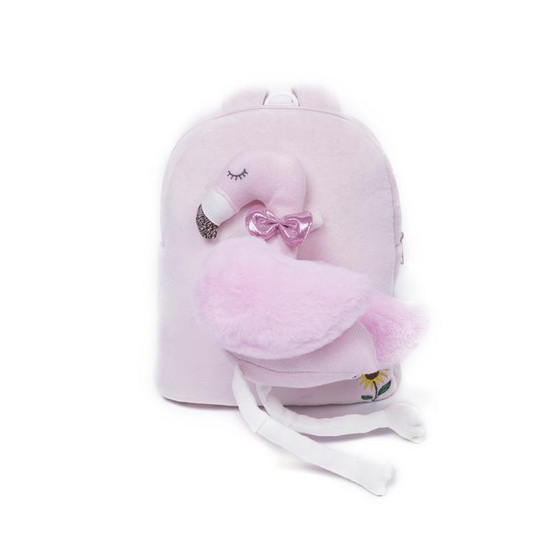 5c649c9c35765 Satın Al Flamingo Çocuklar Okul Çantası Için Sevimli Bebek Anti Kayıp Sırt  Çantası Okul Öncesi Sırt Çantaları Erkek Kız Anaokulu Çantası, $22.71 |  DHgate.