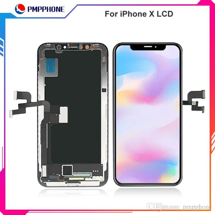 sports shoes 3b9de 19722 Super Amoled New Arrival LCD Diplay For iPhone X 5.8