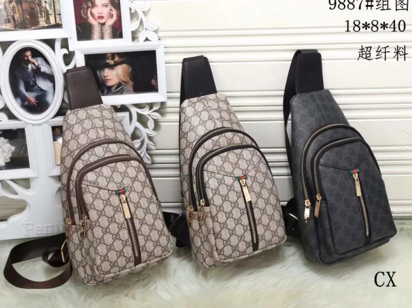 e045db7bff01 GUCCI women Flower Bumbag Chest Package Classic Waist Package Fashion  Shoulder Bag Clutch Handbag Luxury Messenger Bags High Quality Evening  Cheap Purses ...