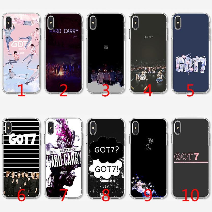 coque iphone 7 got7
