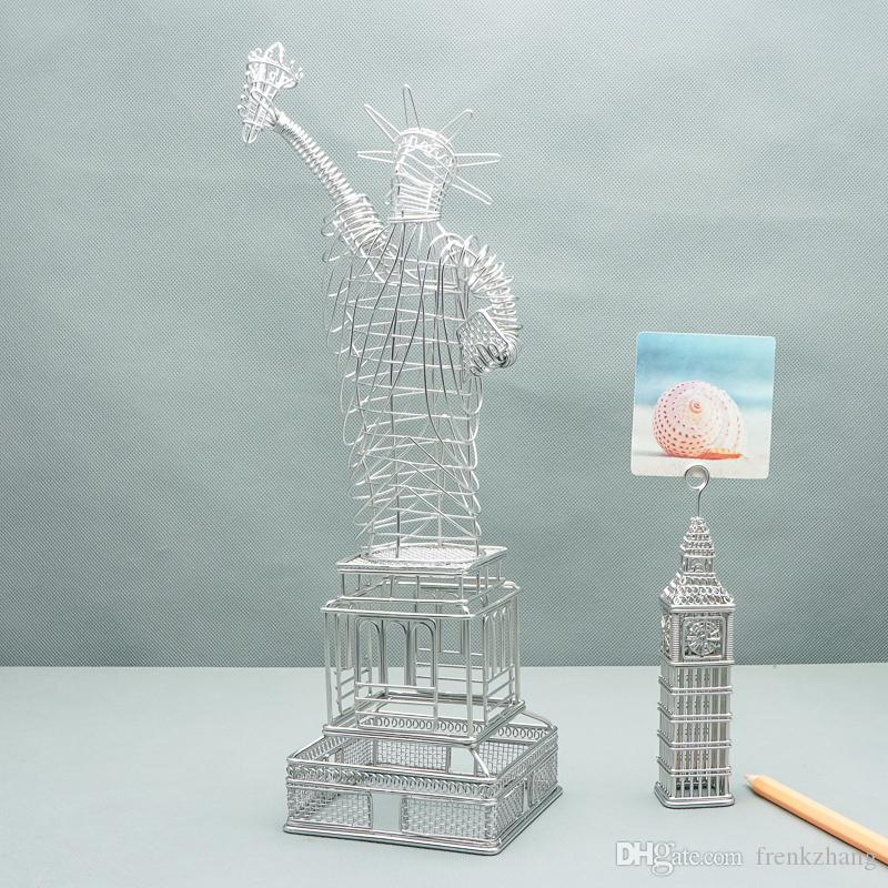 FREE SHIPMENT J11 STATUES OF LIBERTY USA WIRE MODEL STAINLESS HAND ...