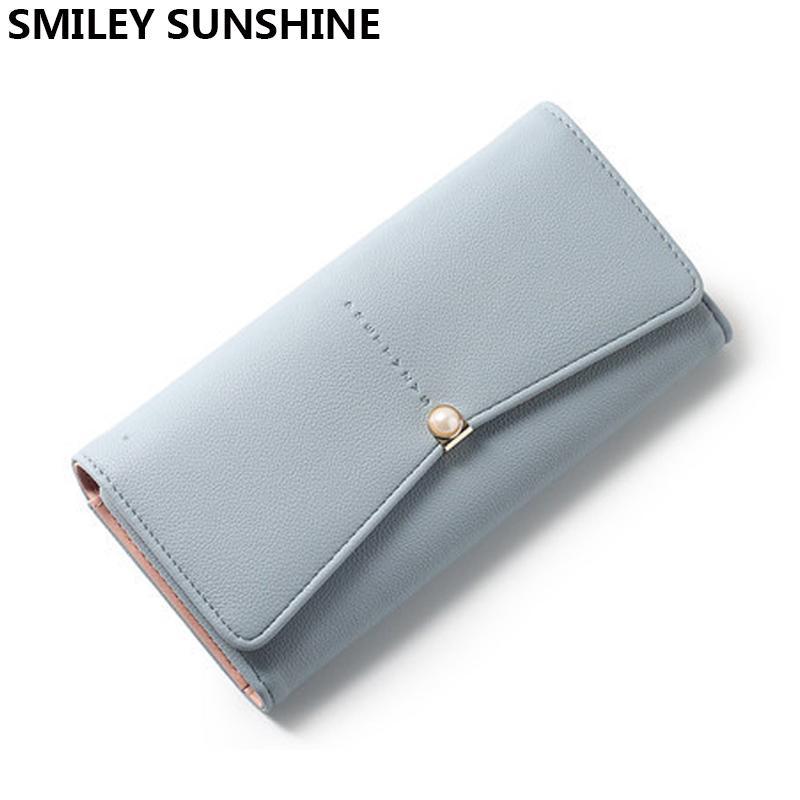 design exquis plus près de meilleur authentique Portefeuilles et porte-monnaie de luxe pour femmes de la mode Pearl  porte-cartes long portefeuille pour femme portefeuille grand sacoche  monnaie ...