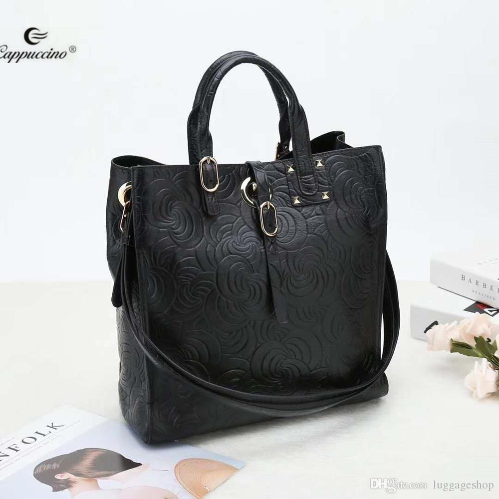 9c5e8bfd4a2ab Satın Al Yeni Trendy Çanta Yeni Tasarım İtalyan Alibaba Lüks Deri Çanta  Ünlü Özel Tasarım Bayanlar Büyük Kapasiteli Omuz Çantası, $553.3 |  DHgate.Com'da