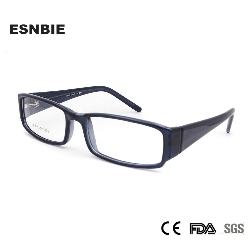 6b23618f61a9 2019 ESNBIE Acetate Optical Glasses Frame For Women Full Rim Womens Eye  Frames Men Rectangle Eyeglasses Demo Lens From Nectarine99, $42.5 |  DHgate.Com
