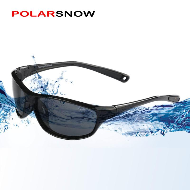 9ed6ae5296e POLARSNOW Floating Sunglasses Men Women 2017 Polarized Glasses Clear Vision  Floatable Sun Glasses Oculos Masculino UV400 Eyewear Designer Sunglasses ...