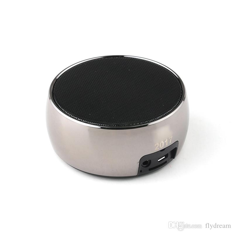UA Mini Portable Wireless Bluetooth Speaker Metal Simplicity Outdoor HiFi  Bass Speakers Quality Sound Speakers DHL free