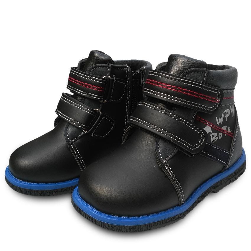 91bdf10dee03ac Großhandel NEUE 1 Paar Kinder PU Leder Stiefel Mode Kinder Schuhe ...