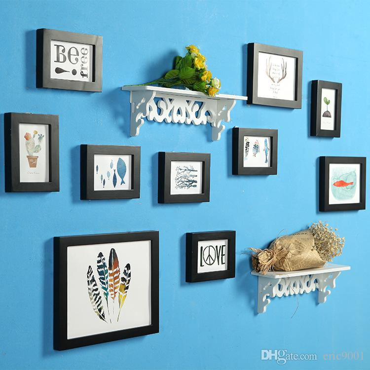Europe Wooden Picture Framesfamily Baby Photo Frame For Wallhome